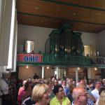 De jury en een volle kerk